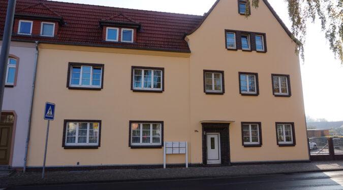 Malchiner Straße Stavenhagen
